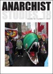 Anarchist Studies - 18-1.pdf - Zine Library