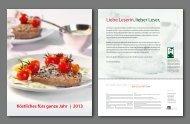 Liebe Leserin,lieber Leser, - Zeit & Bild Verlag GmbH