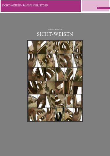 SICHT-WEISEN