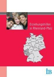 Erziehungshilfen in Rheinland-Pfalz - Erziehungshilfen im IB