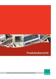 Produktfamilie Varioconnect - BAUM Retec AG