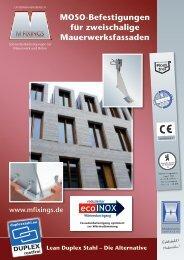 ecoINOX - Modersohn