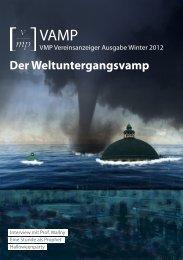 Download Ausgabe Herbst 2012 (16 MB) - VMP - ETH Zürich