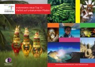 Top-Destinationen in Indonesien auf einen Blick. (3719K PDF)