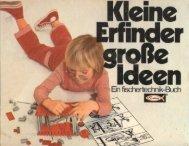 Page 1 Page 2 Kleine Ein Erfinder- fischertechnik- große Buch ...