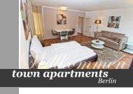 Broschüre zum runterladen - Town Apartments Berlin