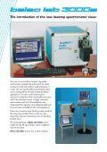 The star of the new desktop spectrometer class: BELEC ... - belec.de - Page 2