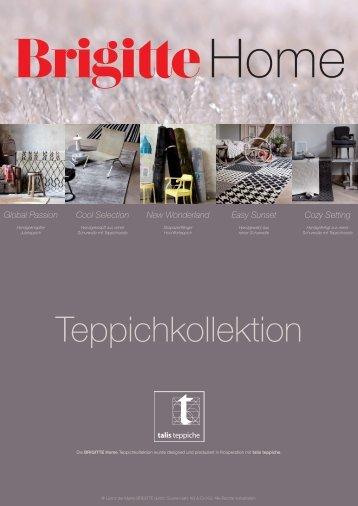 Teppichkollektion - Talis Vertriebs GmbH