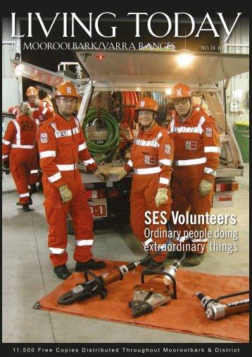 SES Volunteers - Mooroolbark Christian Fellowship