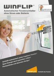 Automatischer Fensterschließer ohne Strom oder ... - hans-hats.de