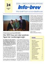 infobrev 09.2003.p65 - Lars Harms