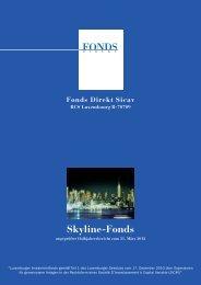 Halbjahresbericht - Fonds Direkt AG