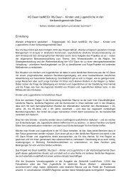 My Daun Projektbeschreibung - Verbandsgemeinde Daun