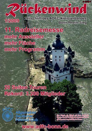 1/2009 - ADFC Bonn/Rhein-Sieg - (ADFC), Kreisverband Bonn ...