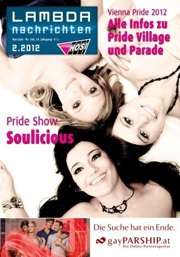 Soulicious - LAMBDA-Nachrichten