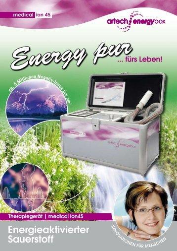 Energieaktivierter Sauerstoff