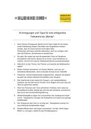 Tipps zur Teilnahme - Jugend(PDF)