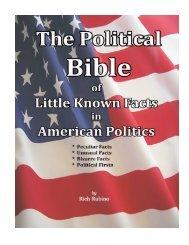 The Political Bible - Politi-Geek