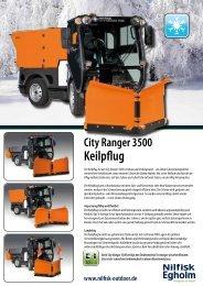 Keilpflug - Rapid Technic AG