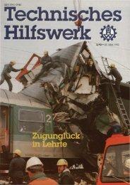 ISSN 0941-0945 2/ 92 • 29. Mai 1992 - THW-historische Sammlung