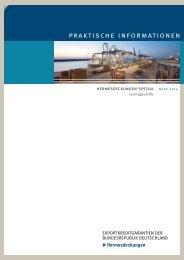 Hermesdeckungen Spezial Leasinggeschäfte - AGA-Portal