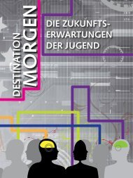 DEsTINATION BIlDUNG & WIssEN - Julius Raab Stiftung