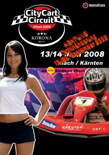 City Cart Circuit 2008 - Kartsport.at