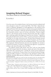 Articles Imagining Richard Wagner - Research.ed.ac.uk - University ...