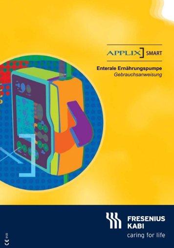 Gebrauchsanweisung: APPLIX® Smart - Fresenius Kabi