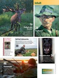 54 Inhalt - Wild und Hund