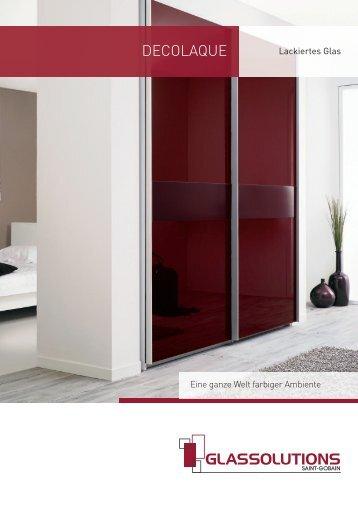 decolaque - Saint-Gobain Deutsche Glas GmbH