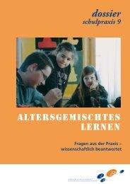 dossier - Lehrerinnen und Lehrer Bern LEBE