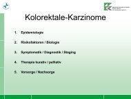 Kolorektale-Karzinome