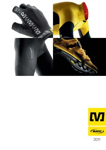 Rider's Equipment Katalog 2011 - Mavic