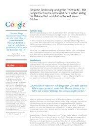 Einfache Bedienung und große Reichweite - Mit ... - Google Books