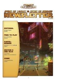 editorial free to play kartel- münzen sektion x und hk ... - Spirit Gamers