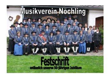 Festschrift zum 50jährigen Jubiläum - Marktgemeinde Nöchling