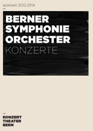 Download (PDF) - Konzert Theater Bern