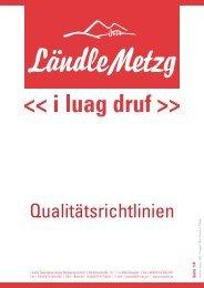Druck PDF - Ländle-Metzg Klopfer