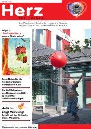 Ausgabe 1 / 2013 - Herzzentrum