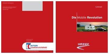 Master WINNER Wohnwagen Broschüre 2005.indd - Caravaning ...