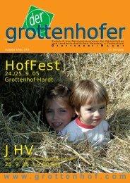 """Im """"grottenhofer"""" - Grottenhof-Hardt"""