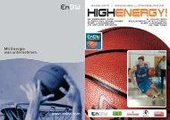 Game-info / www.enbw-ludwigsburg.de - Neckar RIESEN ...