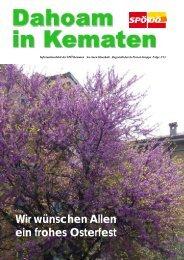 Zeitung März 2013 - SPÖ Kematen