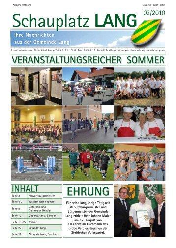 September 2010 - gemeinde-lang
