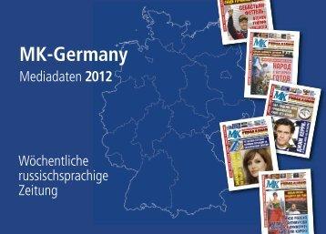 Über uns - MK Germany