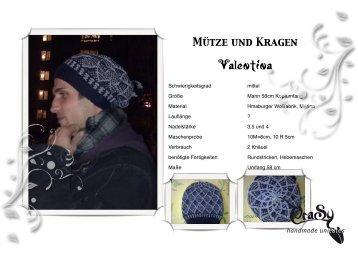 Anleitung Mütze Cupcake - JaWolle