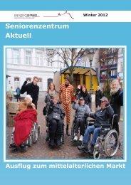 Seniorenzentrum Aktuell Winter 2012 (pdf)