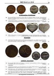 Medaillen und Plaketten III.Teil - tempelhof