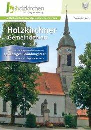 September 2012 - Holzkirchen